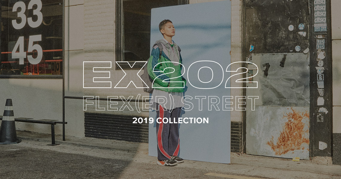 2019 EX2O2 LOOKBOOK
